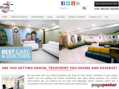 Bhalla Dental Clinic & Implant Center
