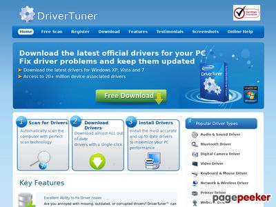 Speedy DriverTuner™ – The Best Driver-Updating Program – DriverTuner ™