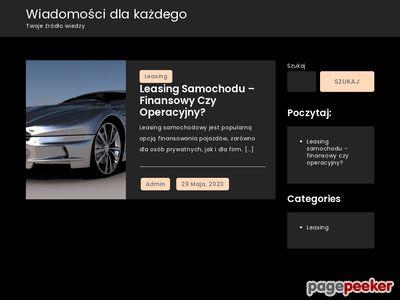 Chirurgia plastyczna - Dr Kubasik