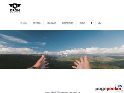 Dronsfera.pl Zdjęcia z powietrza