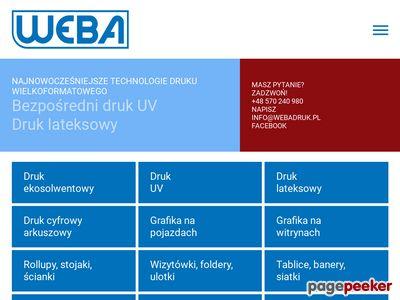 Stojaki reklamowe Wrocław
