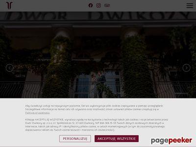 Dwór Dwikozy - Hotel Sandomierz