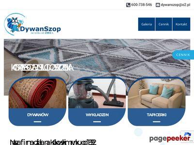 Czyszczenie tapicerki Kraków