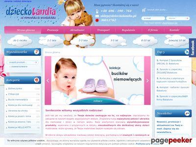Odzież dziecięca sklep internetowy