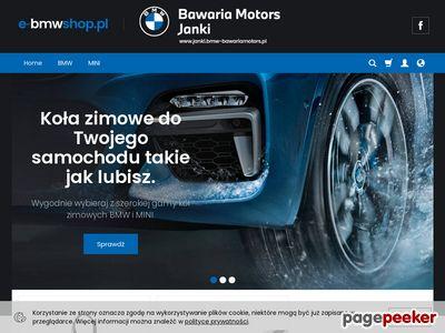 E-bmwshop - sklep z częściami do bmw