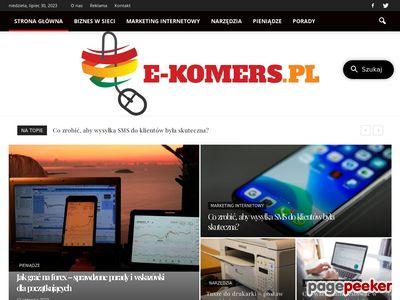 e-komers