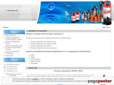 E-pompy.eu - pompy zatapialne