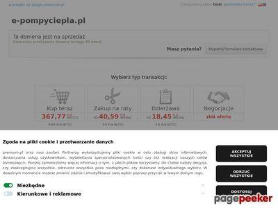 Pompy ciepła Poznań