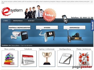 E-system - Systemy alarmowe