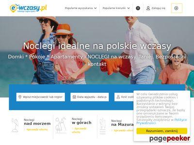 E-wczasy.com.pl- Noclegi - Wczasy nad morzem