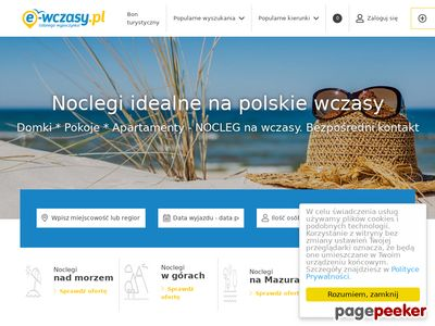 E-wczasy.pl - pewne noclegi
