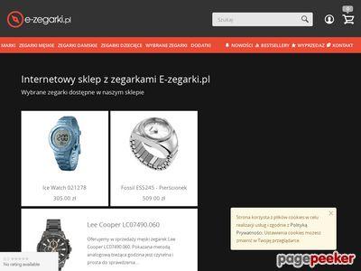 Zegarki sportowe - e-zegarki.pl