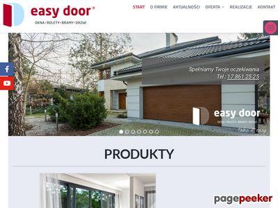 Bramy Rzeszów - Easy Door