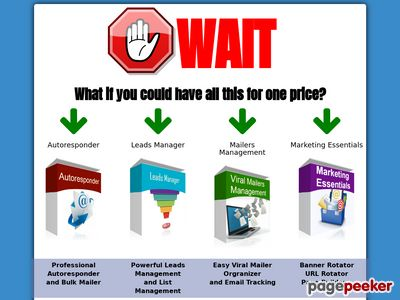 Easy Business Builder – Autoresponder, Leads Management, Viral Mailers Management, Marketing Tools