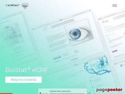 Elektroniczny CRF
