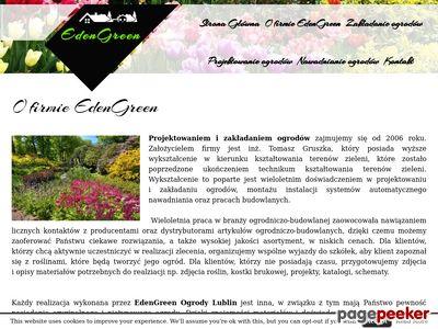 Zakładanie trawnika Lublin