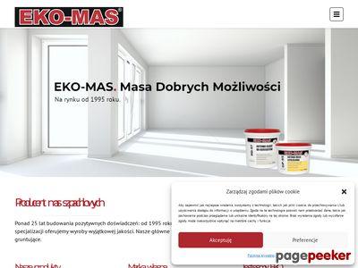 Masa szpachlowa Łódź