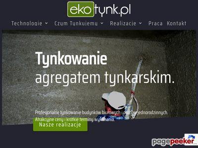 Ekotynk firma tynkarska