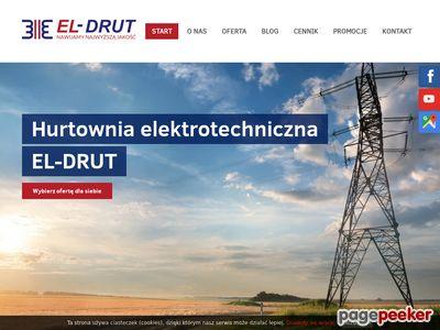 EL - DRUT przewody miedziane emaliowane