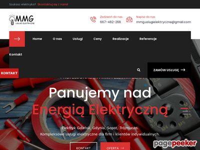 Przyłącza elektryczne Gdańsk