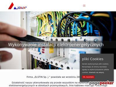 Elektryczne instalacje przemysłowe