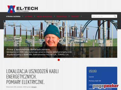 Pomiary elektryczne Wielkopolska