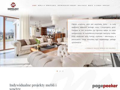 Emprojekt - Meble luksusowe