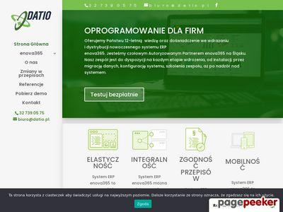 Enova- oprogramowanie dla firm dbających o przyszłość