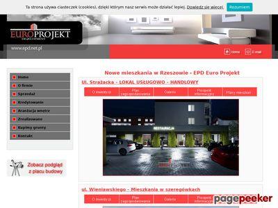 Inwestycje mieszkaniowe w Rzeszowie - Euro Projekt