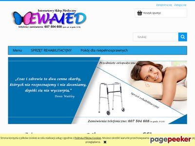 Sklep online rehabilitacyjny