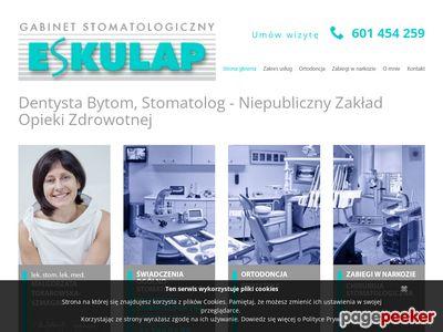 Małgorzata Tokarowska-Szmagała - stomatologia bytom