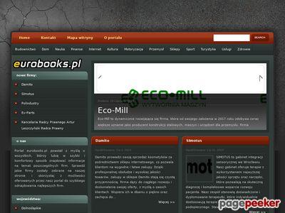 Eurobooks.pl - baza polskich firm