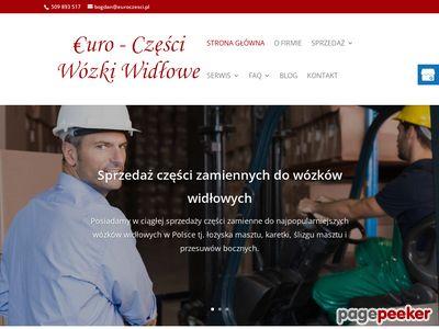 Euro-części Wózki Widłowe Bogdan Kociubiński