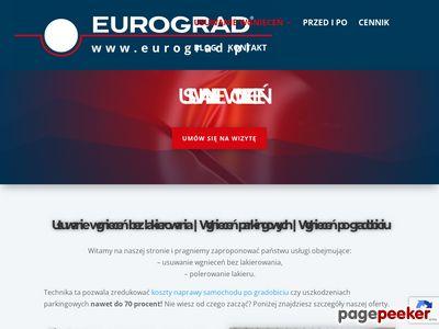 eurograd.pl - polerowanie lakieru kraków