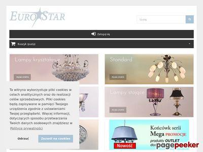 EuroStar Lamp