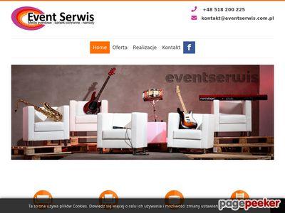 Eventserwis.com.pl - Meble weselne
