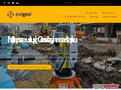 Exigeo.pl