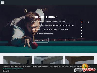 Www.fa-bil.pl - profesjonalne stoły bilardowe