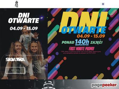 Fabryka Tańca I Studio Tańca I Szkoła Tańca Białystok