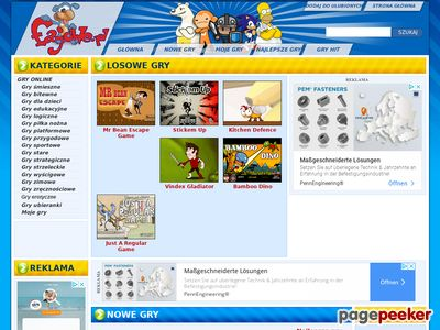 Gry online, super gierki, śmieszne gry, moje gry