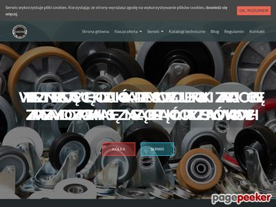 Femat.pl kółka poliamidowe
