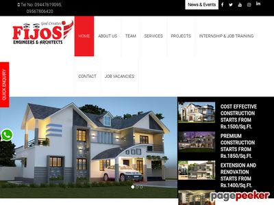 Read more about: http://www.fijosconstruction.in/
