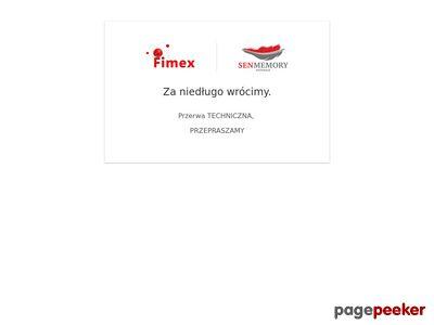 Fimex.pl - produkty z pianki