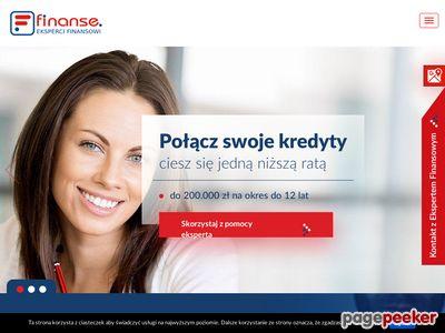 FINANSE.PL Kredyt MDM Będzin