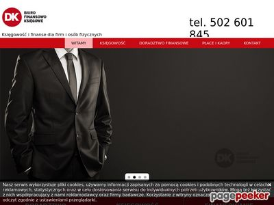 Biuro Finansowo Księgowe DK