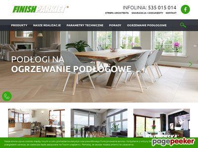 FinishParkiet - podłogi olejowane Warszawa