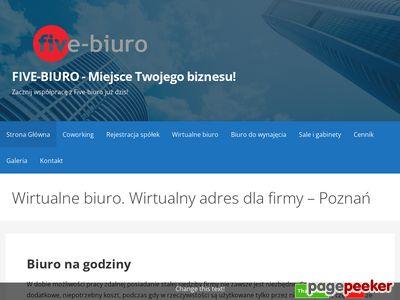 Biuro do wynajęcia Poznań