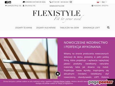 Www.flexistyle.com