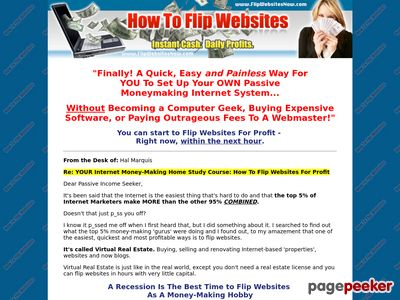 Flipping Websites -How To Flip Websites And Make Money Online
