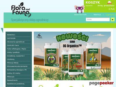 Flora and Fauna - akcesoria ogrodowe